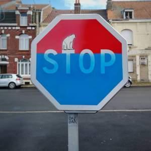 STOP global warming by Oakoak