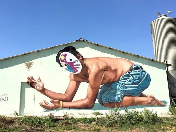 Oscar Axo @ Ussana, Italy