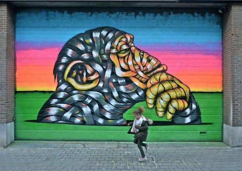 Otto Schade @Brussels, Belgium