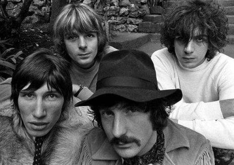 Pink Floyd, ca. 1967
