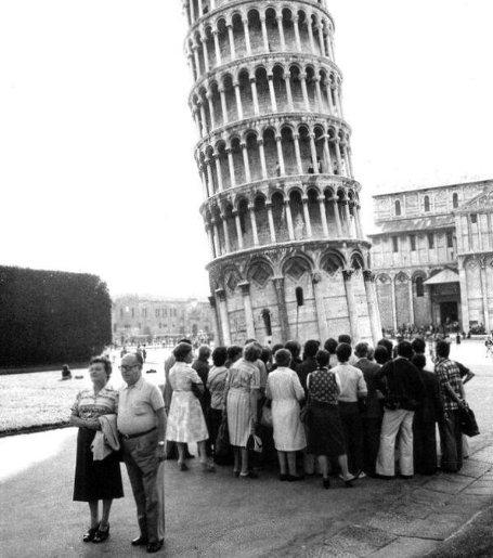 Pisa, Italia, 1976