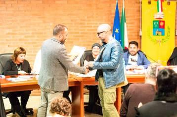 Premiazione Premio Maschere d'artista - Fotografia di Ettore Cavalli
