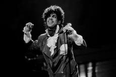 Prince, Chicago, 1982. Fotografia di Paul Natkin