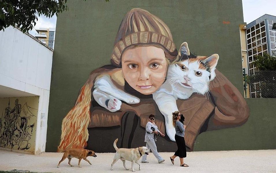 Projecto Matilha @Leiria, Portugal
