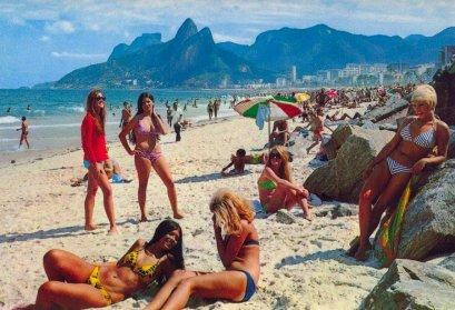 Rio de Janeiro, Brasile, anni '60