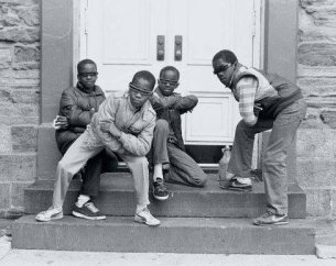 Street Style anni '80