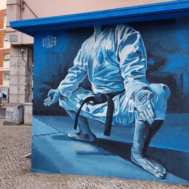 Styler @Lisbon, Portugal