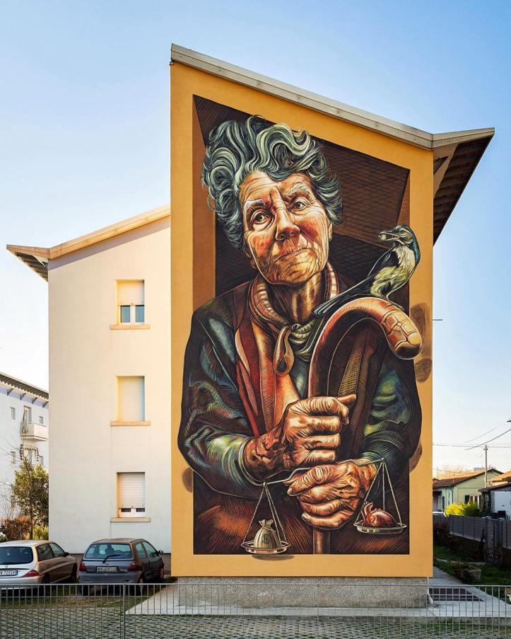 Vera Bugatti @Brescia, Italy
