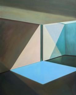 "Zhang Yingnan, ""The Sea"", 2018, oil on canvas for Soka Art Tainan (Level 1, 1B01) | Galleries 2019 @ Art Basel Hong Kong 2019"