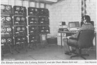 1950. Viene istituita la Stasi, la polizia segreta di stato della Germania dell'Est comunista