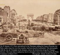 28 gennaio 1871 - Assedio di Parigi