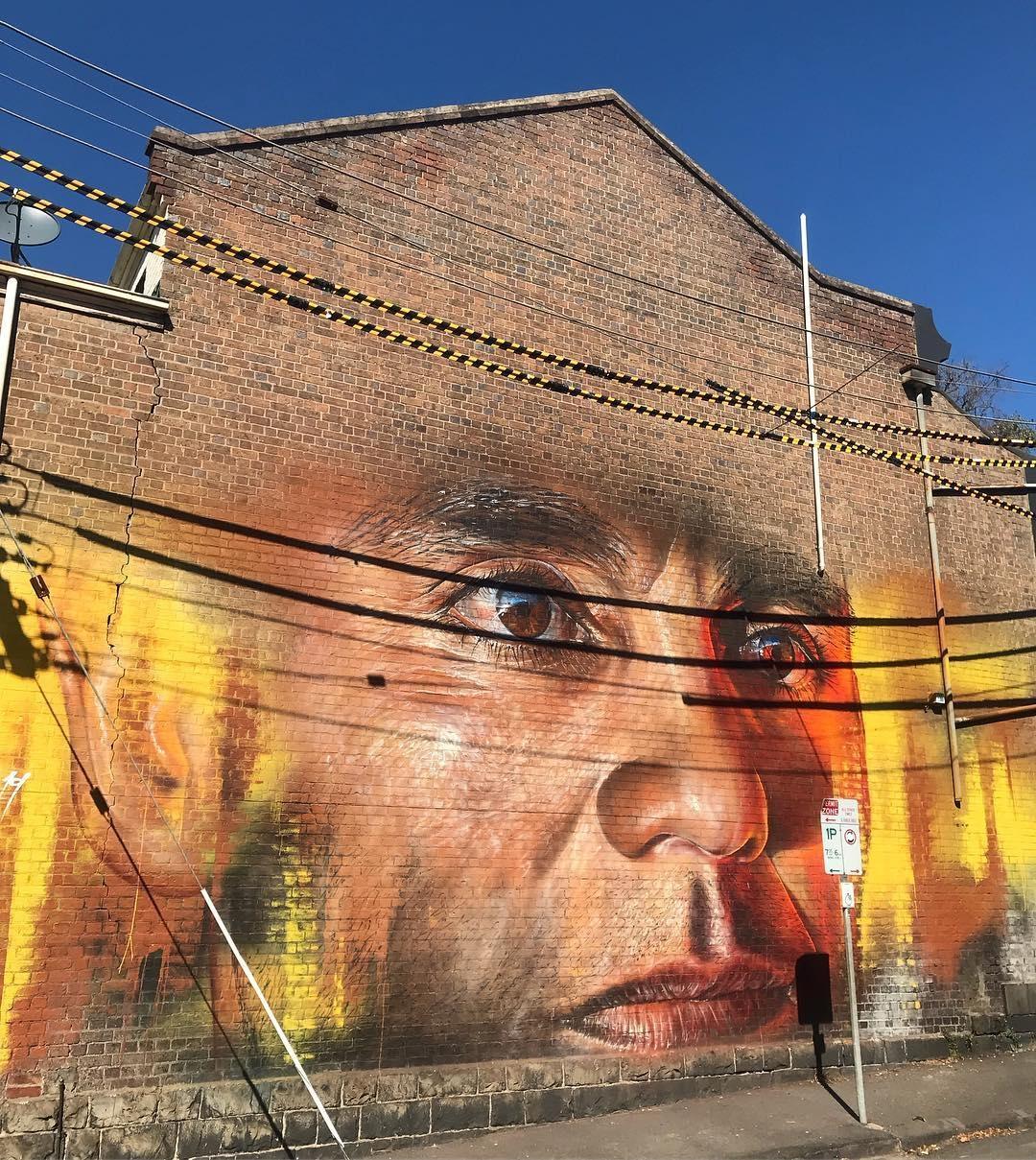 Adnate @Melbourne, Australia