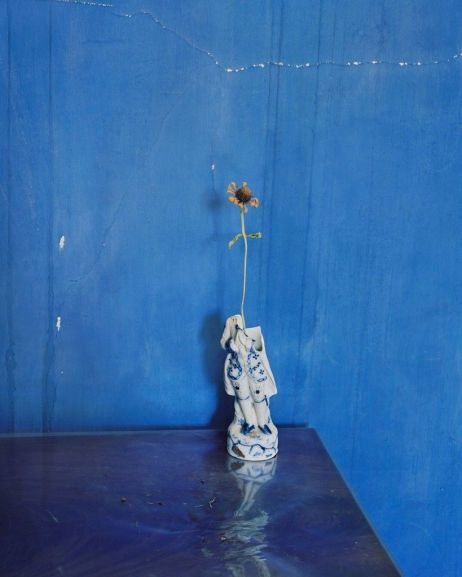 Alec Soth - The Blue Room. New Orleans , 2018 Weinstein Hammons Gallery