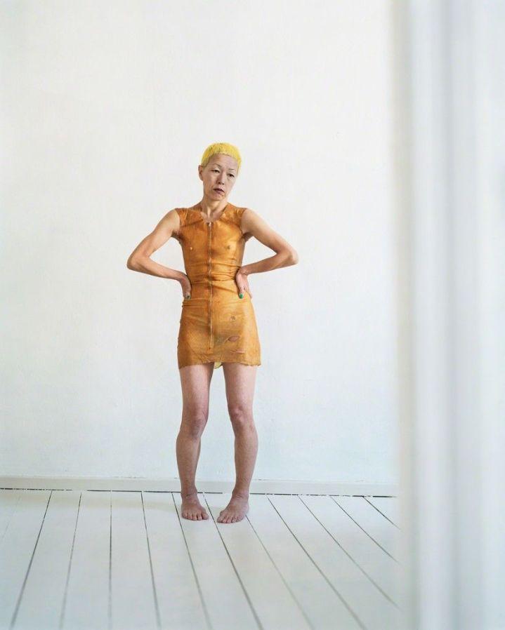 Alec Soth - Yuko. Berlin., 2018 Fraenkel Gallery