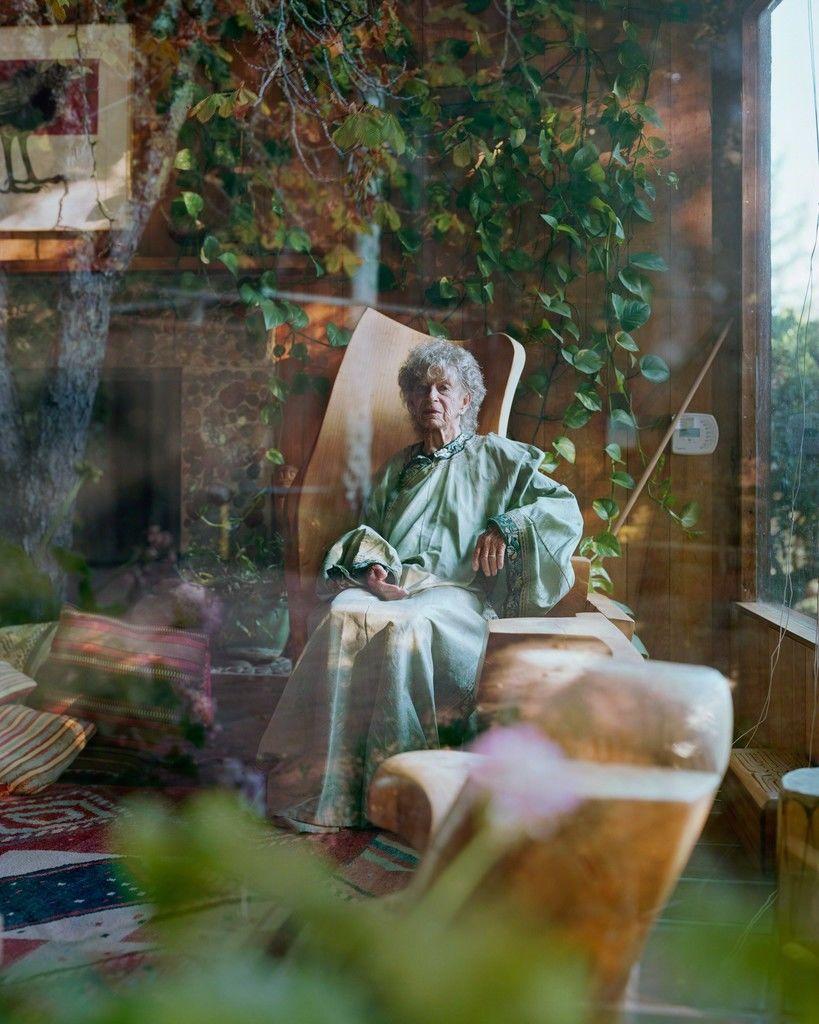 Alec Soth - Anna. Kentfield, California., 2017 Fraenkel Gallery