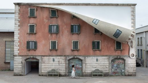 """IQOS World revealed"" by Alex Chinneck @ Milano Design Week 2019"