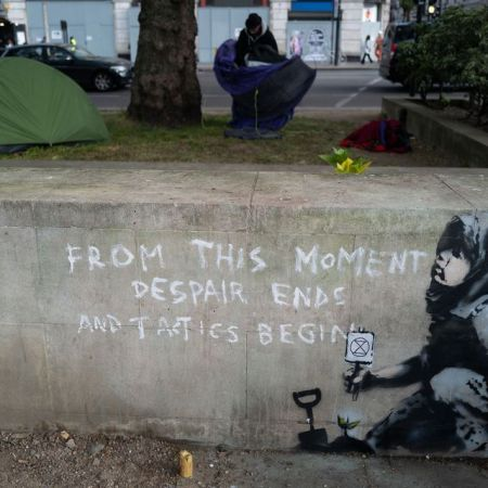 Banksy @ London, UK