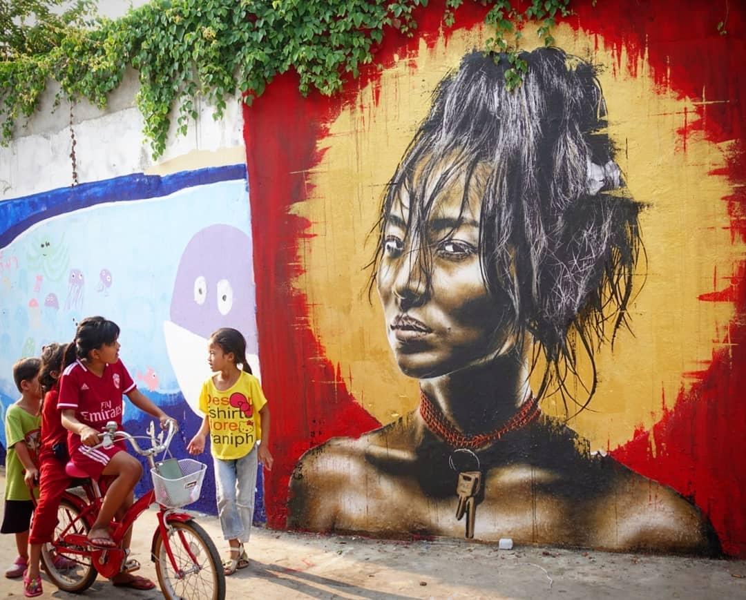 Eddie Colla @Phnom Penh, Cambodia