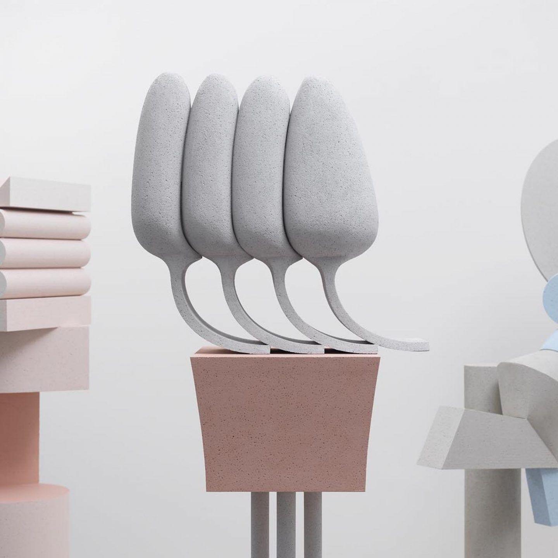 Le sculture surrealiste di Elise