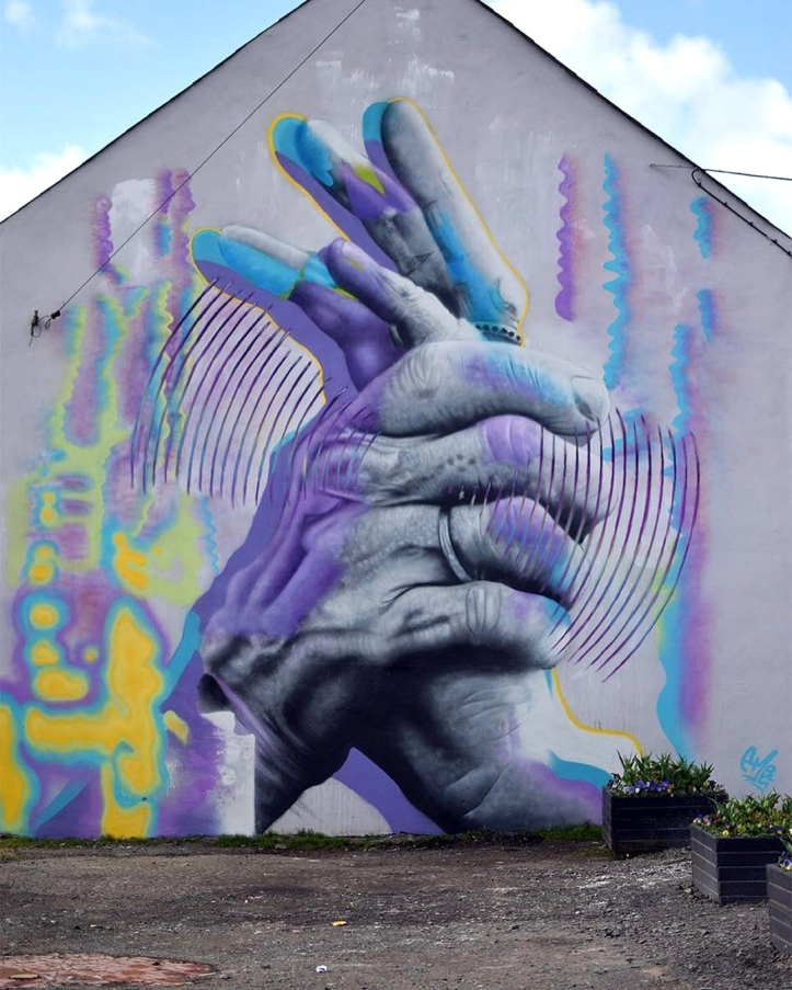 Emic @Ballymena, Northern Ireland, UK