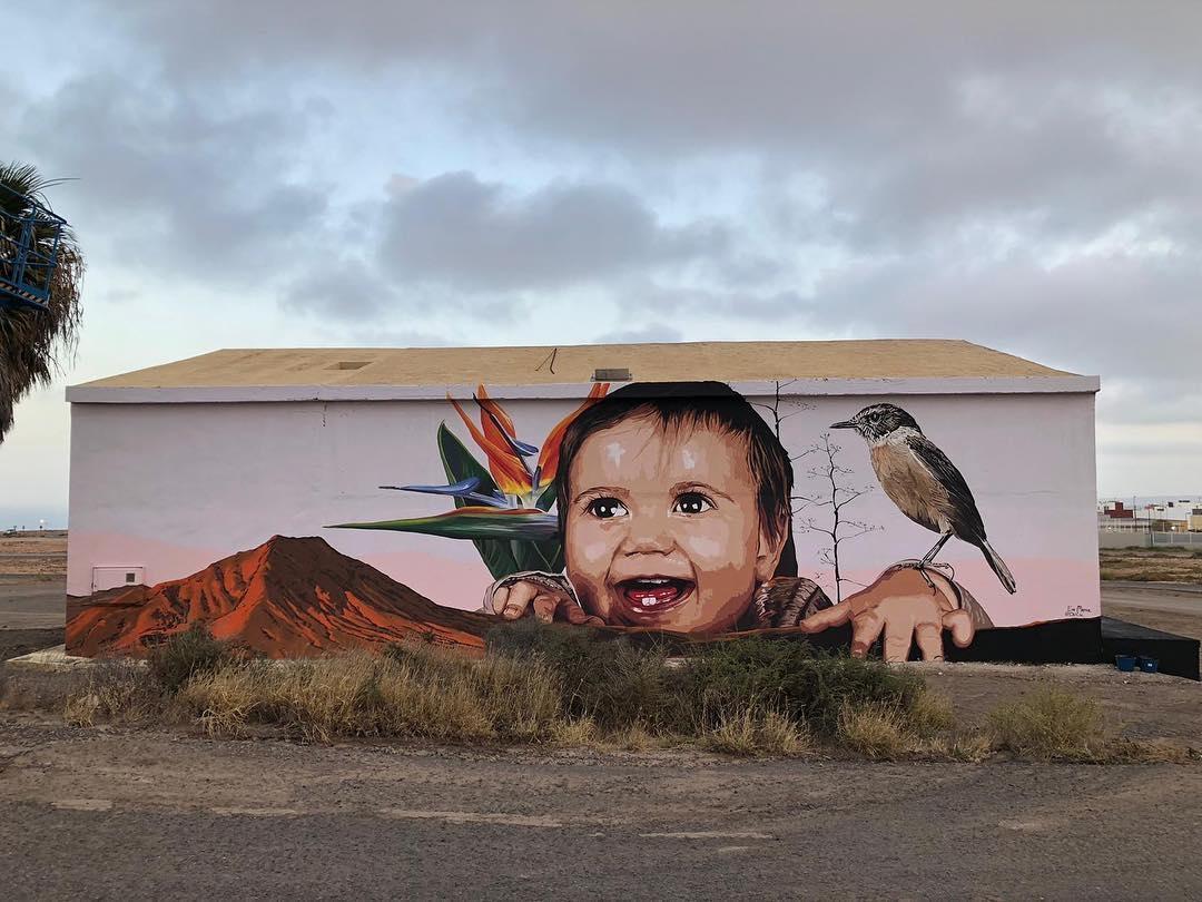 Eva Mena @Puerto Del Rosario, Canary Islands, Spain