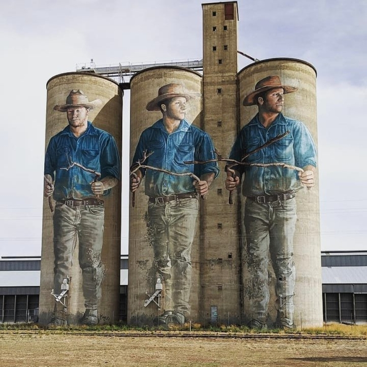 Fintan Magee @Barraba, Australia