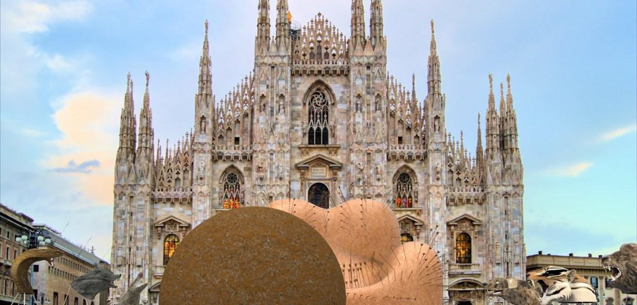 Maestà Soffrente by Gaetano Pesce