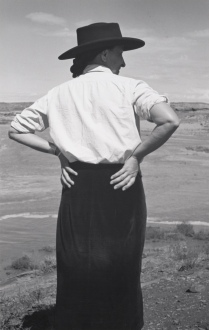 Georgia O'Keeffe nel sud-ovest c/o The Ansel Adams Publishing Rights Trust. University of Arizona