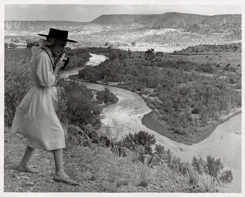 Georgia O'Keeffe, New Mexico