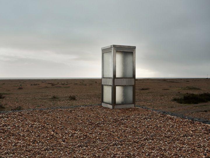 Joe Sweeney @ Dungeness, UK. Photography by Dan Glasser
