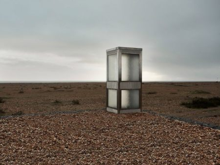 Joe Sweeney @ Dungeness, UK. Photography by Dan Glasser