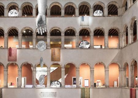 La regola del sogno by Barnaba Fornasetti and Valeria Manzi @ T Fondaco dei Tedeschi, Venezia