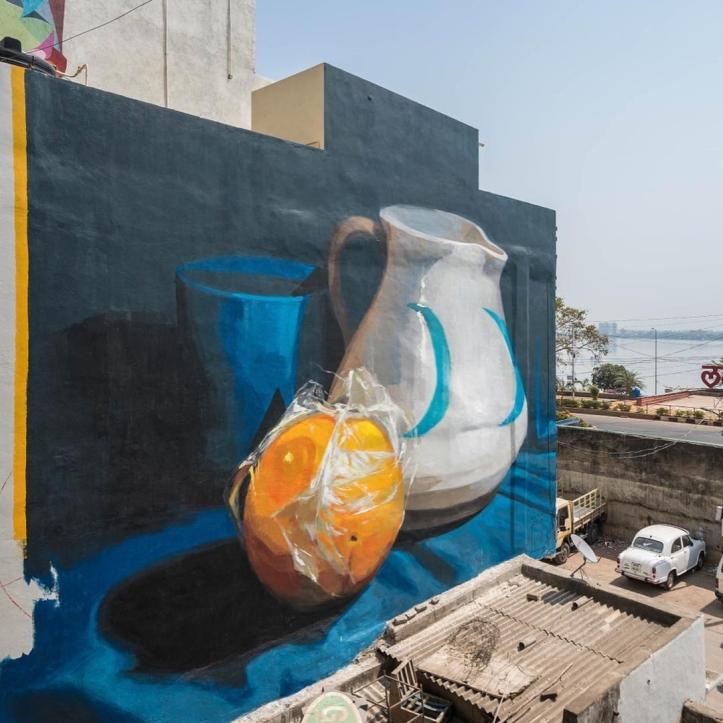 Manolo Mesa @Hyderabad, India