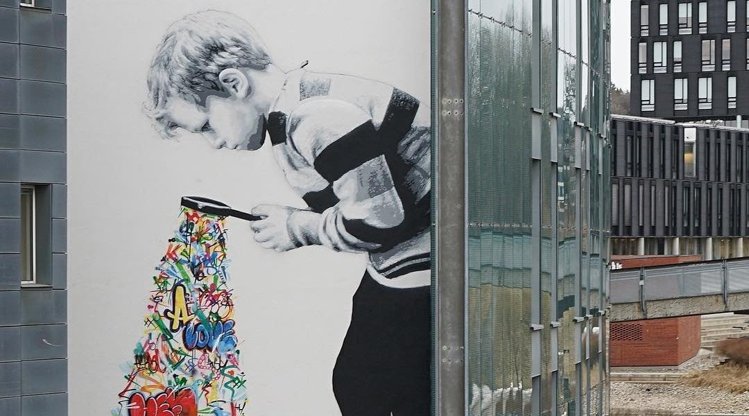 Martin Whatson @Oslo, Norway