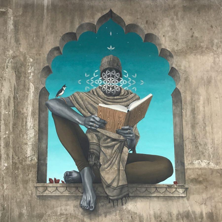 Miles Toland @Lucknow, India