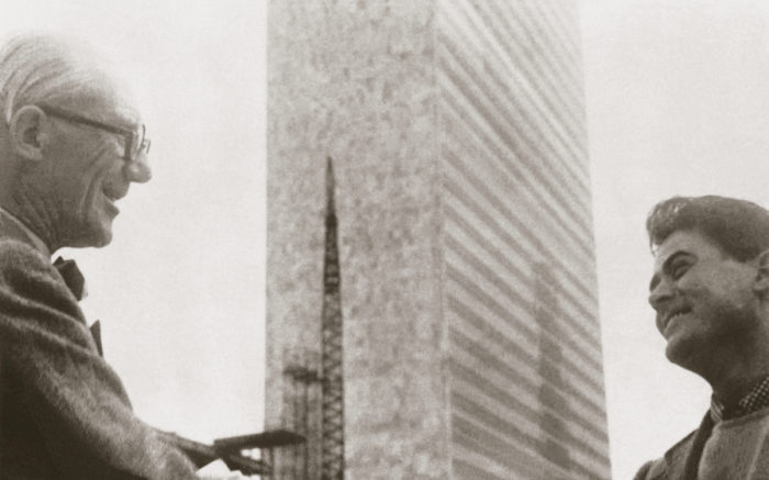 Museo Nivola - Le Corbusier - Lezioni di Modernismo