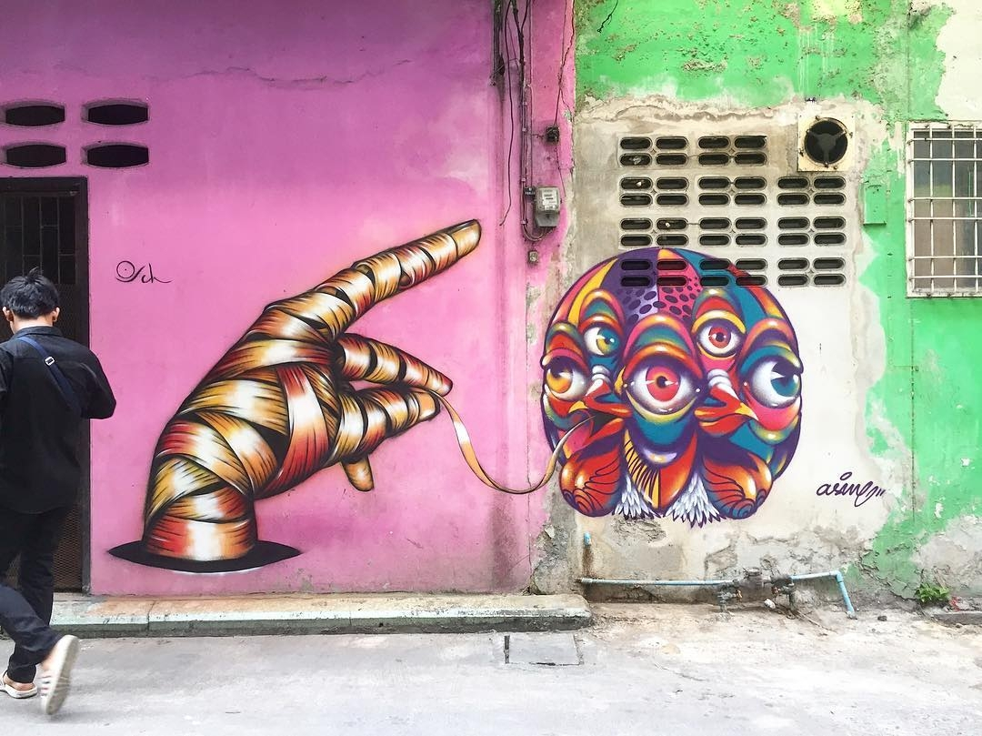 Otto Schade & Asin @Bangkok, Thailand