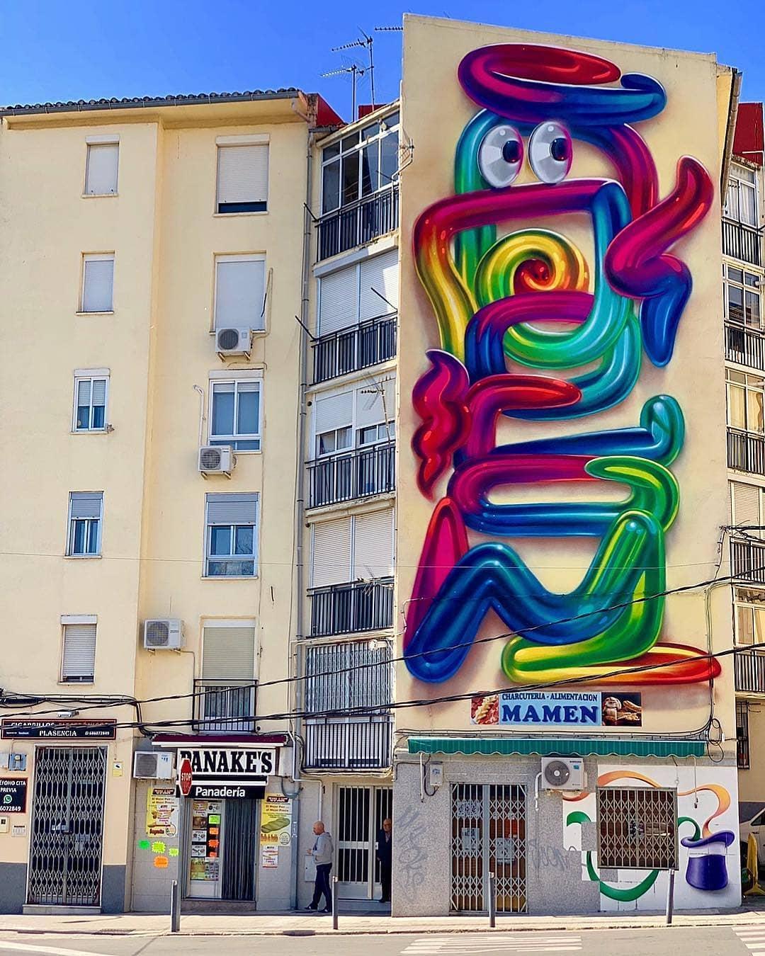 Spok Brillor @Plasencia, Spain