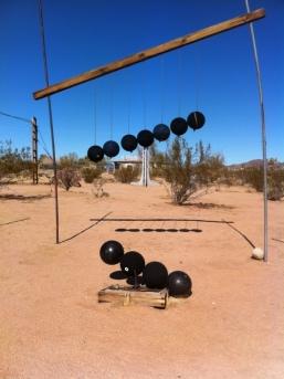 The Noah Purifoy Outdoor Desert Art Museum