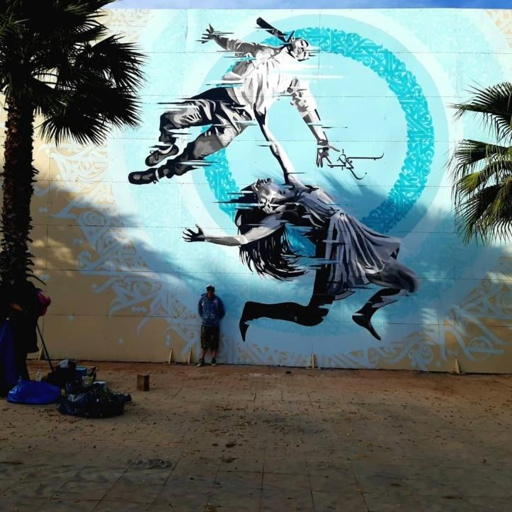 Yann Chatelin @Khouribga, Morocco