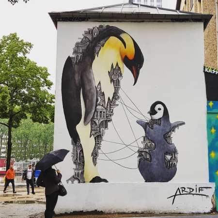 Ardif @Paris, France