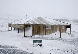 Discovery Hut, Antartide