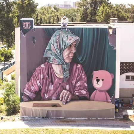 Dynam Amriss @ Rabat, Morocco