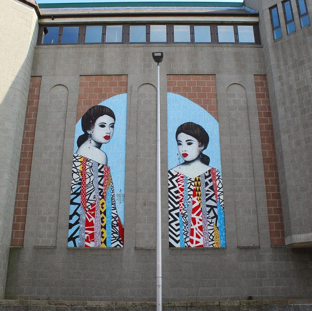 Hush @Aberdeen, UK