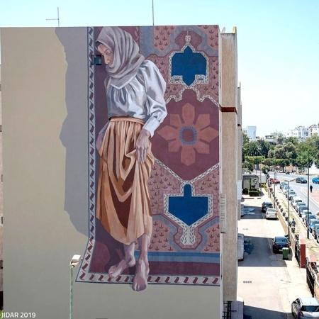 Hyuro @Rabat, Morocco