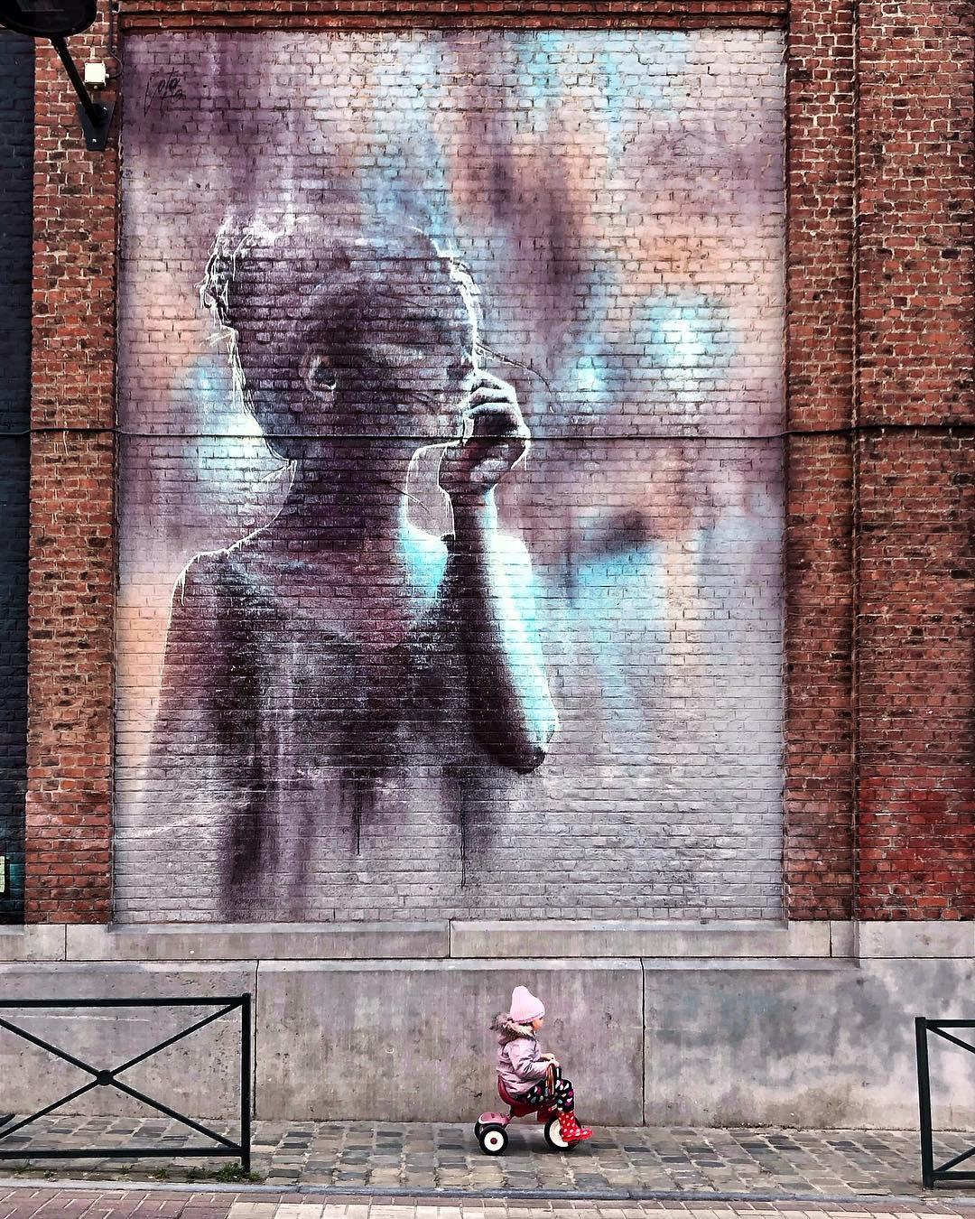 Iota @Brussels, Belgium