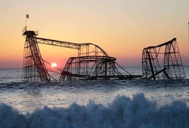 Jet Star Rollercoaster, New Jersey