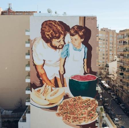 Joan Aguiló @ El Arenal, Mallorca, Spain