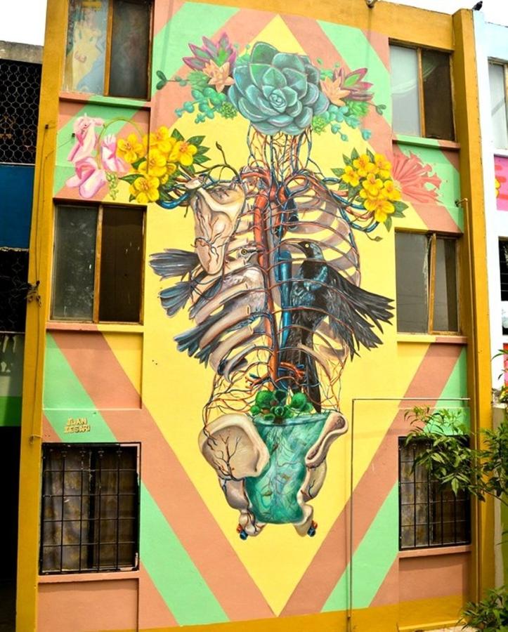 Juan Iesari @San Nicolás de los Garza, Monterrey, Mexico