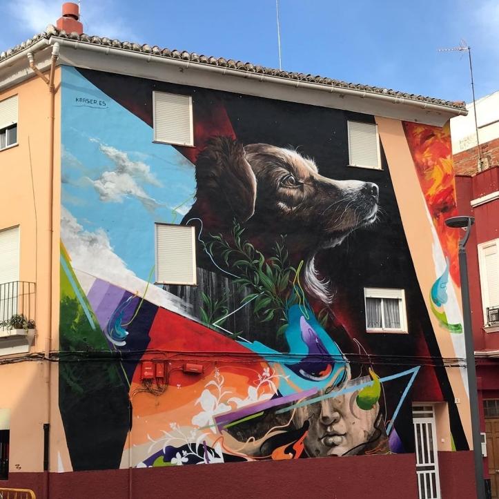 Kraser @Gandia, Spain